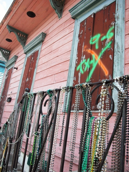 """X"" Beads..."