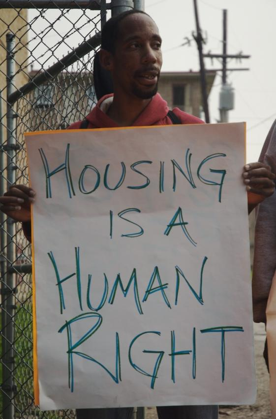 Housing is a Human R...