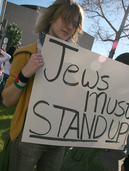 Jews Must Stand Up!...
