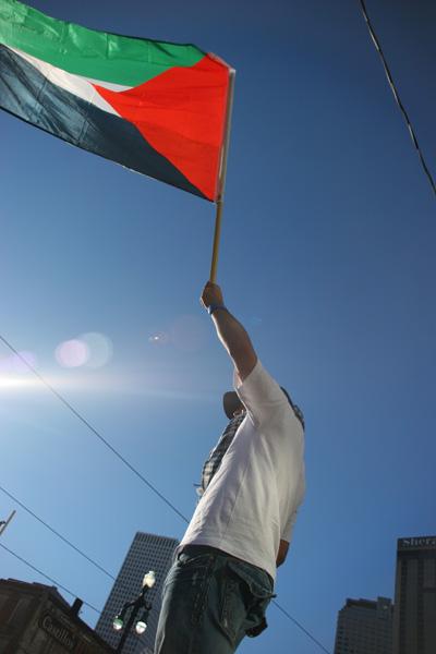 Free Palestine, End ...