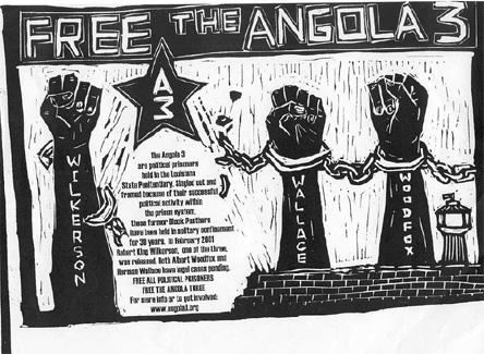Free the Angola 3!...