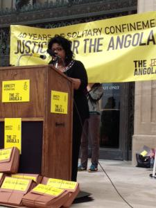 Statement to Senate Judiciary Committee: Prolonged Solitary Confinement and the Angola 3