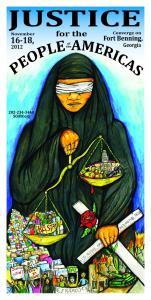 2012 November Vigil: Close the SOA/WHINSEC - Todxs al Fuerte Benning, Georgia