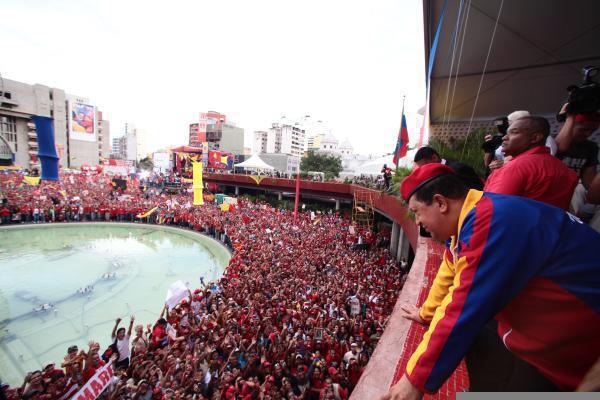 Witness Venezuela's ...