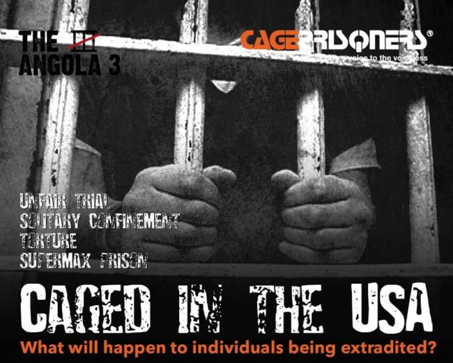 Caged in the USA: To...