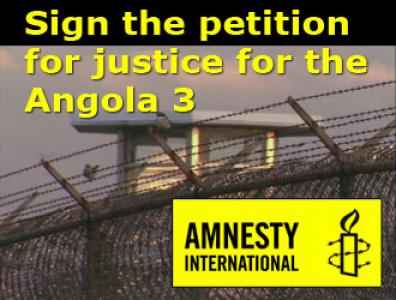 End 41 years of cruel and inhuman solitary confinement for Albert Woodfox of the Angola 3