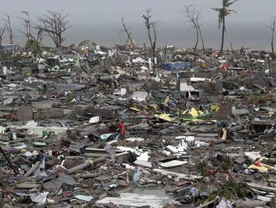 A Call for Donations to help the victims of Typhoon Haiyan in the Philippines